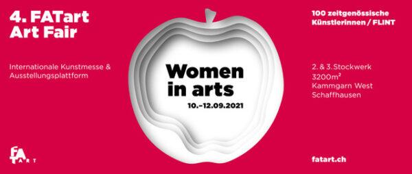 4. FATart Art Fair Women in arts