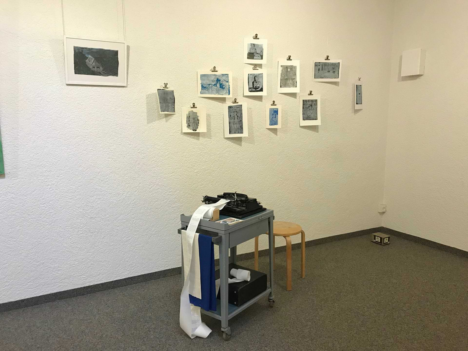 Ausstellungen Christiane Haag
