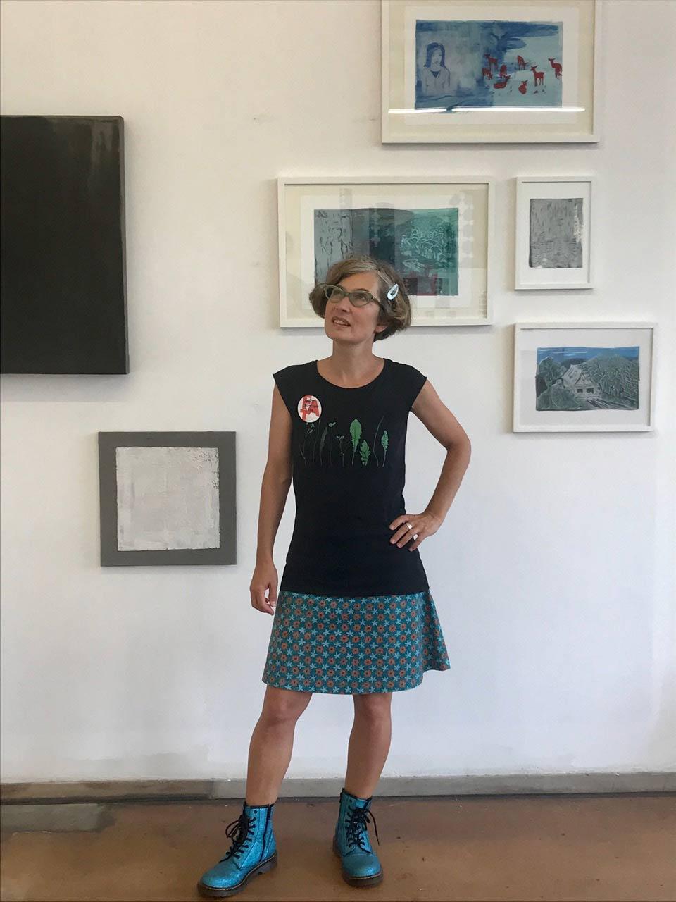 Christiane Haag Vita und Ausstellungen