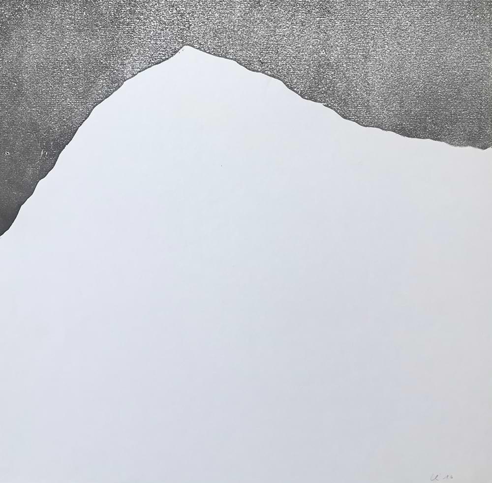 christiane haag kuenstlerin artist linoprint printmaking eiger nordwand direktroute erstbegehung peter haag john harlin