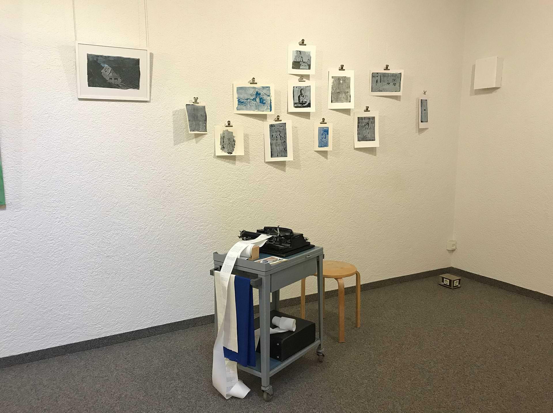 christianehaag-theboywholefthome-büchereipfullingen-kunst-art-linoldruck-linoprint-japan-harukimurakami(1)